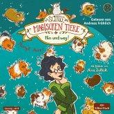 Hin und weg! / Die Schule der magischen Tiere Bd.10 (2 Audio-CDs)
