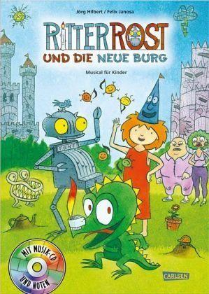 Buch-Reihe Ritter Rost von Jörg Hilbert