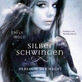 Rebellin der Nacht / Silberschwingen Bd.2 (2 MP3-CDs)
