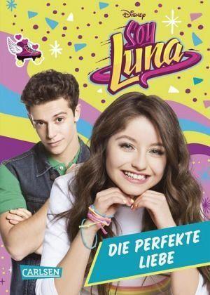 Buch-Reihe Soy Luna