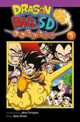 Buch-Reihe Dragon Ball SD