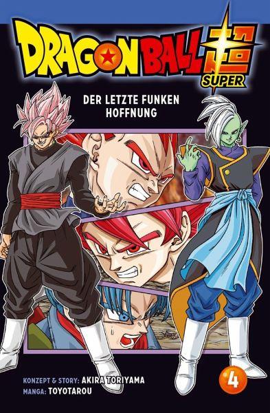 Buch-Reihe Dragon Ball Super