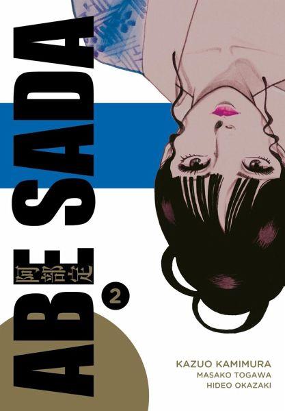 Buch-Reihe Abe Sada
