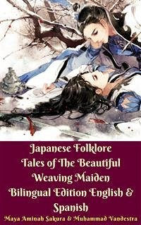 Japanese Folklore Tales of The Beautiful Weavin...