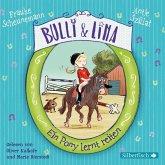 Ein Pony lernt reiten / Bulli & Lina Bd.2 (2 Audio-CDs)