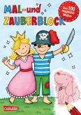 Mal- und Zauberblock: Malblock mit über 100 magischen Motiven