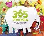365 mal Vorlesen (Buchausgabe)
