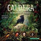 Die Wächter des Dschungels / Caldera Bd.1 (5 Audio-CDs)
