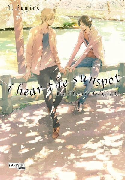 Buch-Reihe I Hear The Sunspot