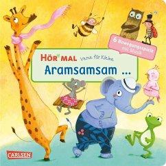 Hör mal: Verse für Kleine: Aramsamsam - diverse,