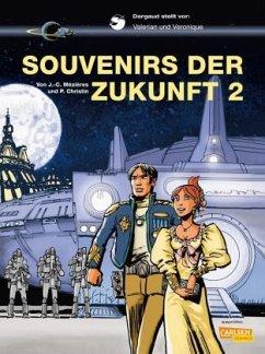 Valerian und Veronique 23: Souvenirs der Zukunft 2 - Mézières, Jean-Claude; Christin, Pierre