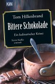 Bittere Schokolade / Xavier Kieffer Bd.6