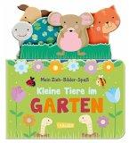 Mein Zieh-Bilder-Spaß: Kleine Tiere im Garten