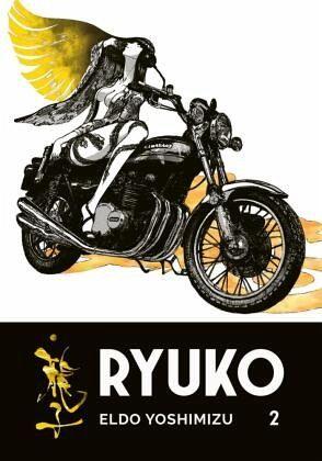 Buch-Reihe Ryuko