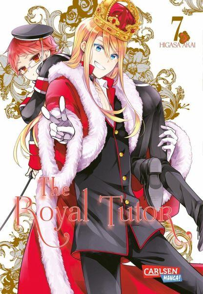 Buch-Reihe The Royal Tutor