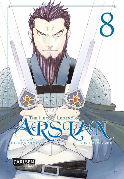 Buch-Reihe The Heroic Legend of Arslan