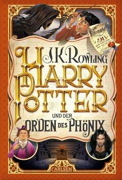 Harry Potter und der Orden des Phönix / Harry Potter Jubiläum Bd.5 - Rowling, J. K.
