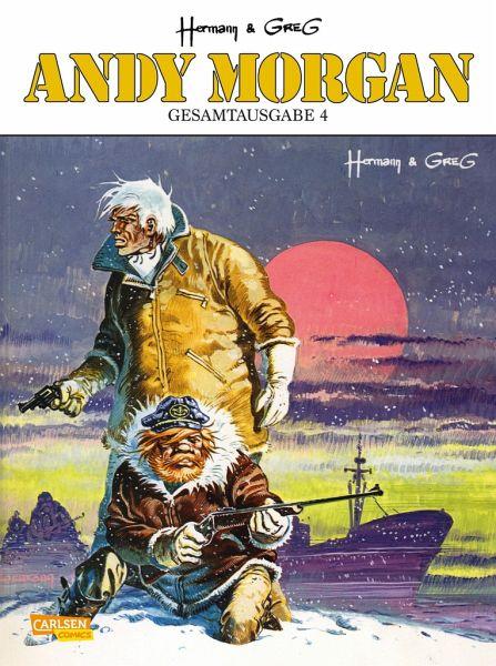 Buch-Reihe Andy Morgan Gesamtausgabe