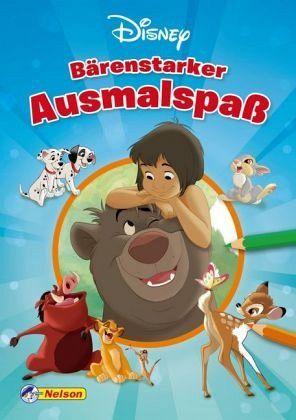 Disney Klassiker Bärenstarker Ausmalspaß Portofrei Bei Bücherde