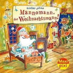 Mannomann, der Weihnachtsmann! - Jakobs, Günther