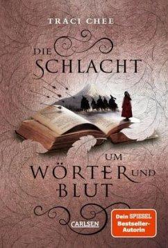 Die Schlacht um Wörter und Blut / Das Buch von Kelanna Bd.3 - Chee, Traci