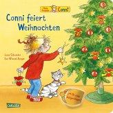 Conni feiert Weihnachten (Pappenbuch mit Klappen)