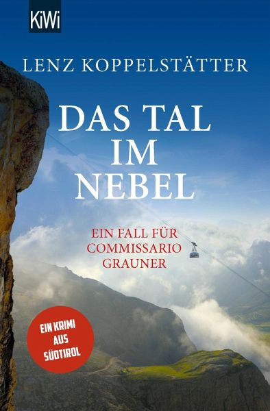 Buch-Reihe Commissario Grauner von Lenz Koppelstätter