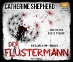Der Flüstermann / Laura Kern Bd.3 (1 MP3-CDs)