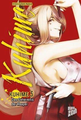 Buch-Reihe Kuhime