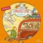 Abgefahren! / Die Schule der magischen Tiere Bd.4 (1 Audio-CD)