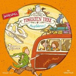 Abgefahren! / Die Schule der magischen Tiere Bd.4 (1 Audio-CD) - Auer, Margit