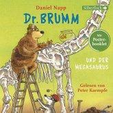 Dr. Brumm und der Megasaurus und weitere Geschichten, 1 Audio-CD