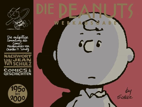 Buch-Reihe Peanuts Werkausgabe von Charles M. Schulz