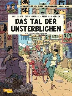Acht Stunden in Berlin / Blake & Mortimer Bd.22 - Sente, Yves