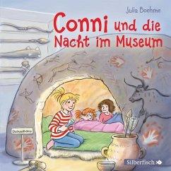 Conni und die Nacht im Museum / Conni Erzählbände Bd.32 (1 Audio-CD) - Boehme, Julia