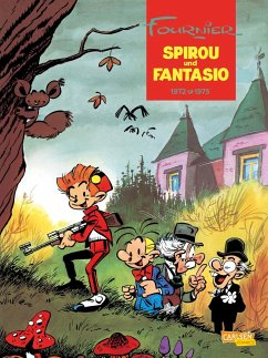 1972-1975 / Spirou & Fantasio Gesamtausgabe Bd.10 - Fournier, Jean-Claude