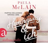 Hemingway und ich, 2 MP3-CDs