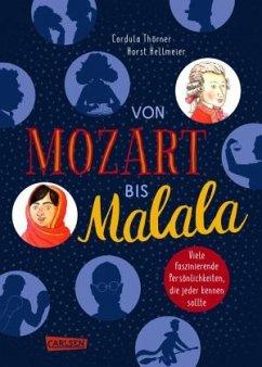 Von Mozart bis Malala - Thörner, Cordula