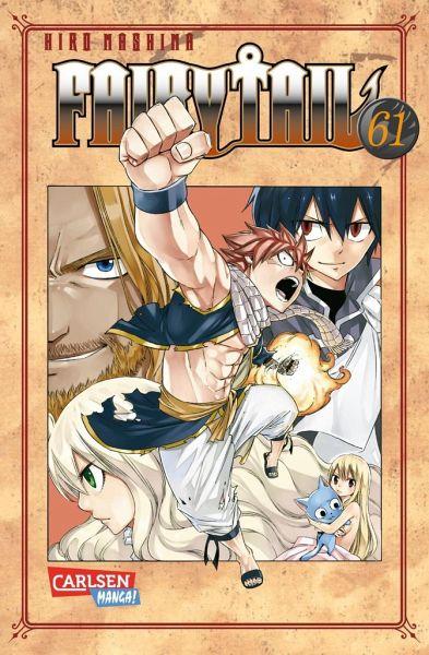 Buch-Reihe Fairy Tail