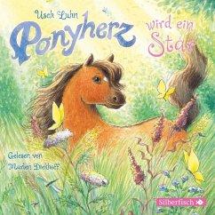 Ponyherz wird ein Star / Ponyherz Bd.12 (1 Audio-CD) - Luhn, Usch
