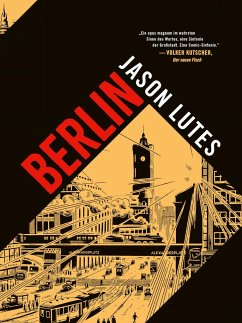 Berlin: Berlin Gesamtausgabe - Lutes, Jason
