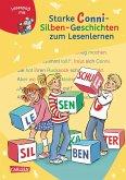 Starke Conni Silben-Geschichten zum Lesenlernen / Lesemaus zum Lesenlernen Sammelbd.38