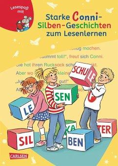 Starke Conni Silben-Geschichten zum Lesenlernen / Lesemaus zum Lesenlernen Sammelbd.38 - Boehme, Julia