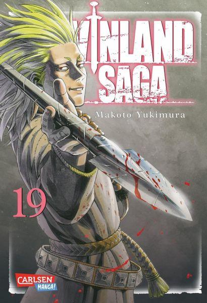 Buch-Reihe Vinland Saga