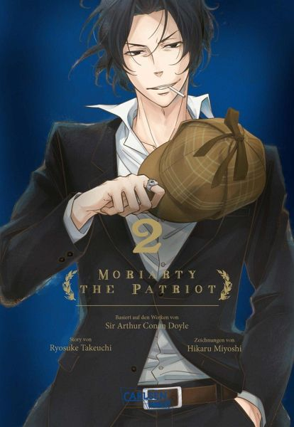 Buch-Reihe Moriarty the Patriot