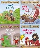 4er Abenteuergeschichten 1-4