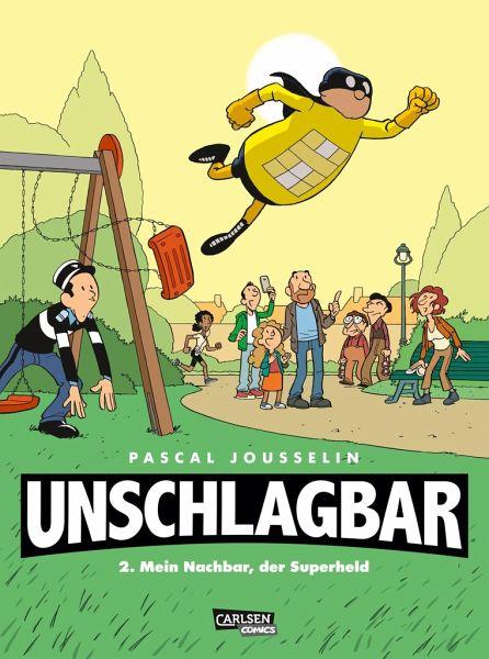Buch-Reihe Unschlagbar!