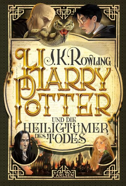 Buch-Reihe Harry Potter Jubiläum