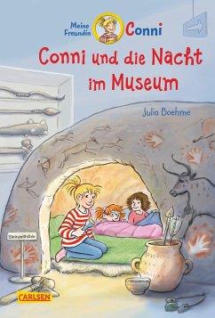 Conni und die Nacht im Museum / Conni Erzählbände Bd.32 - Boehme, Julia