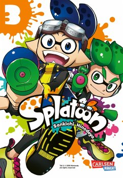 Splatoon / Splatoon Bd.3